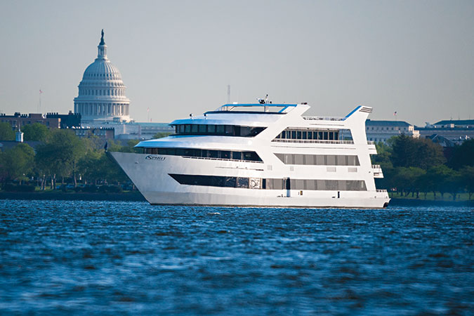 Spirit of Washington Dinner Cruise