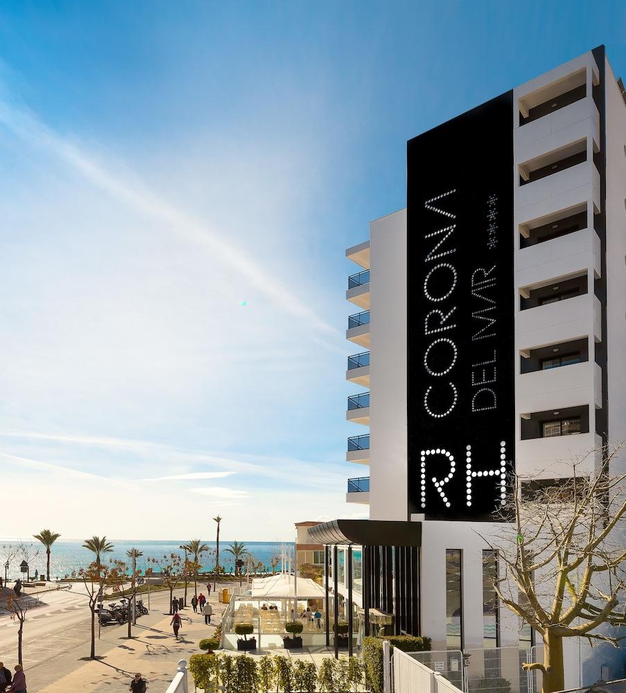 Hotel RH Corona del Mar, Schlafbereich