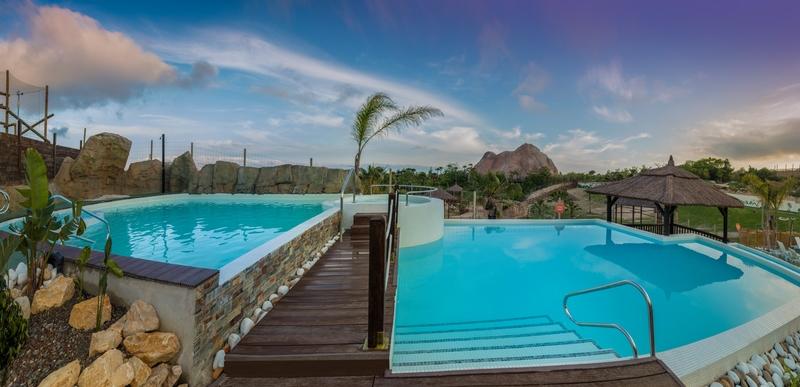 Magic Natura Animal, Waterpark & Polynesian Resort, PIS
