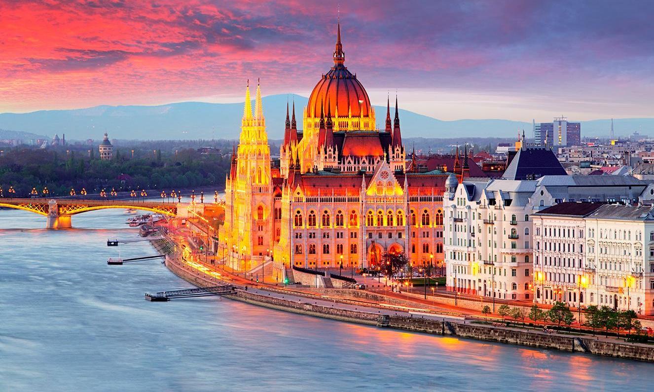 Chollo impresionante, escápate a Budapest