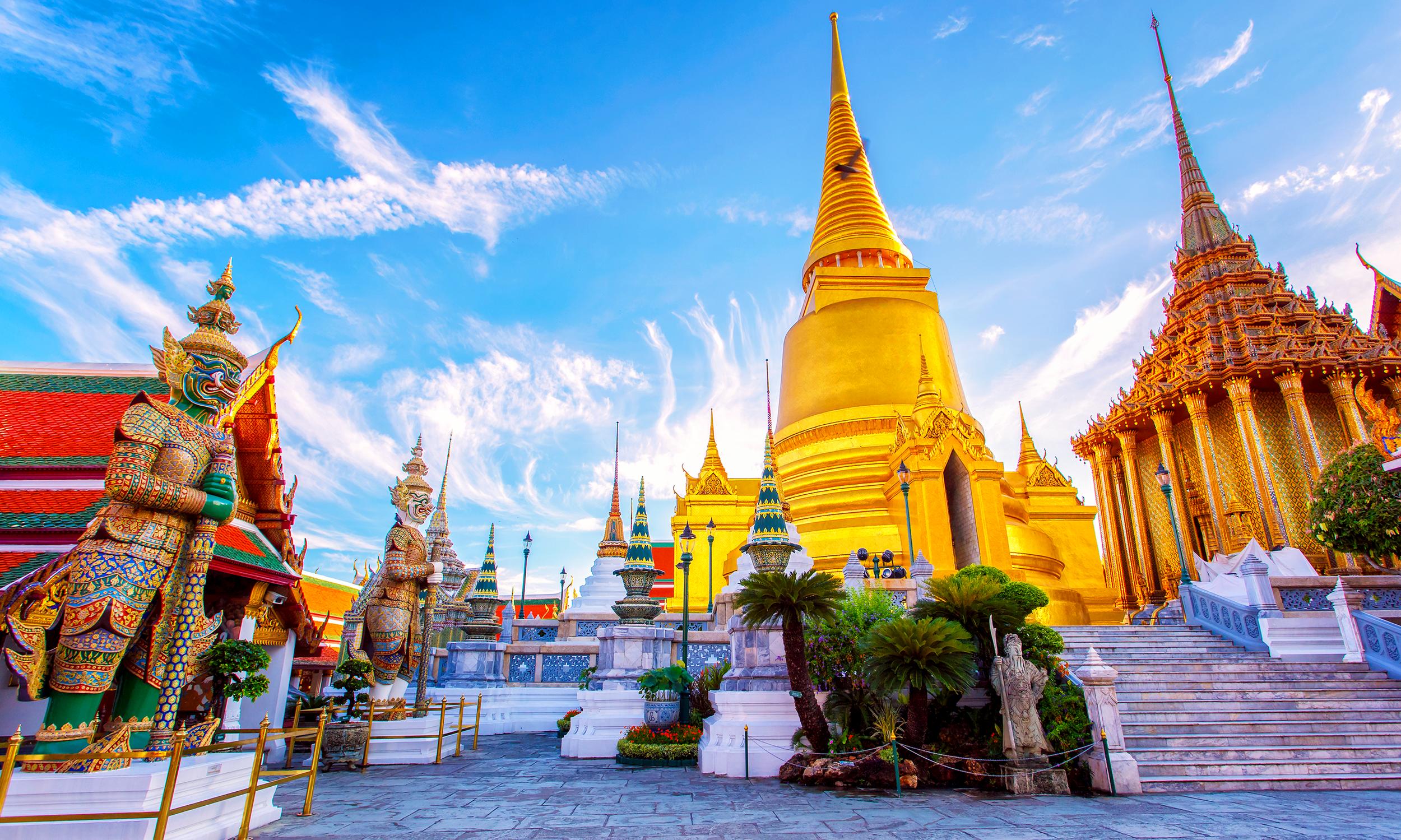 Chollo con mejor de Tailandia, Bangkok y Phuket
