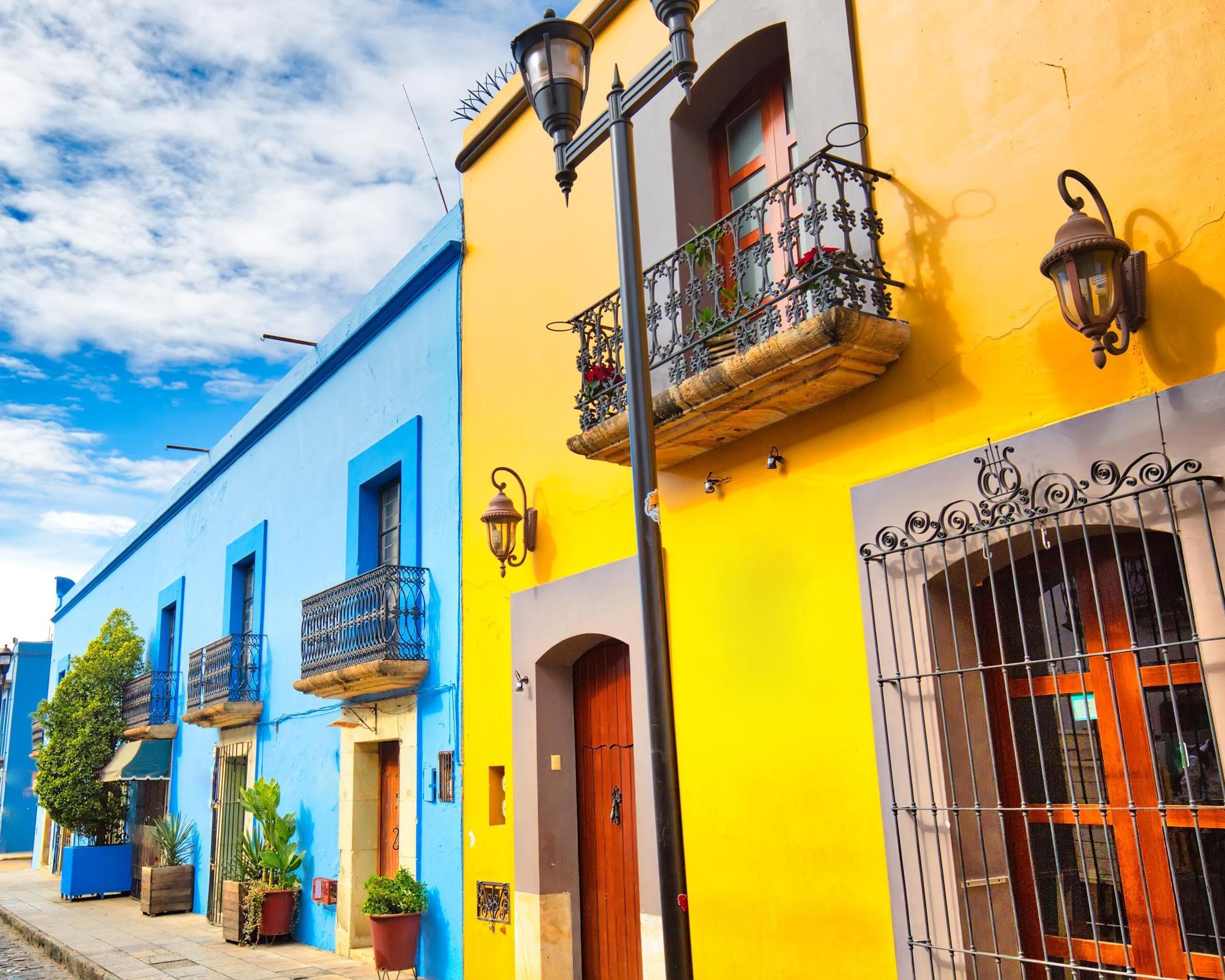 México Oaxaca