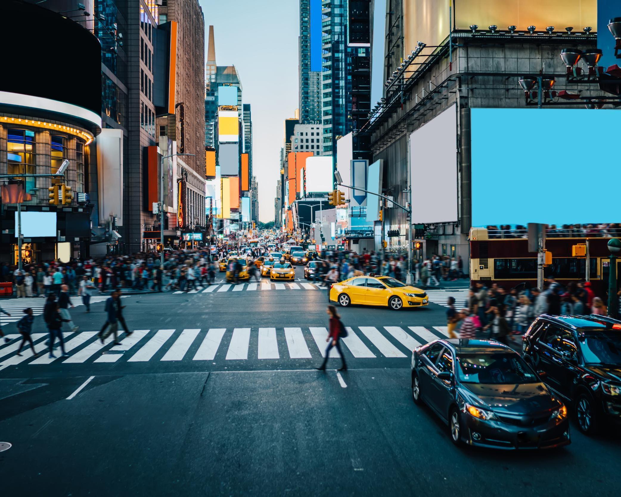 Estados Unidos de America Nueva York NY