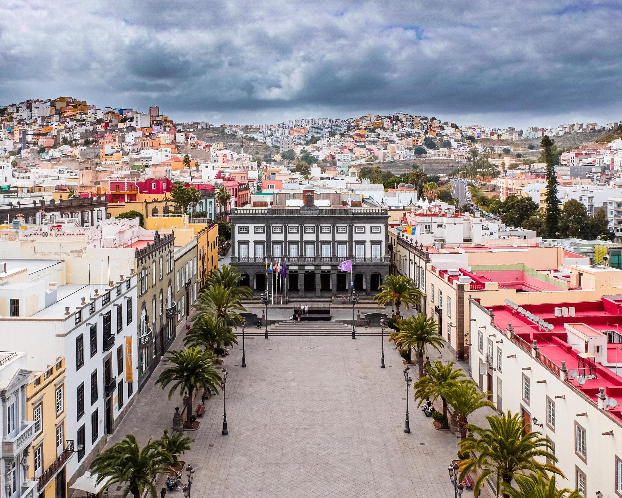 España Gran Canaria (Isla)