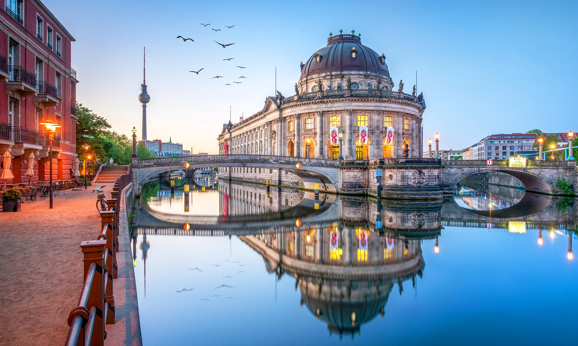 Chollo impresionante, escápate a Berlín