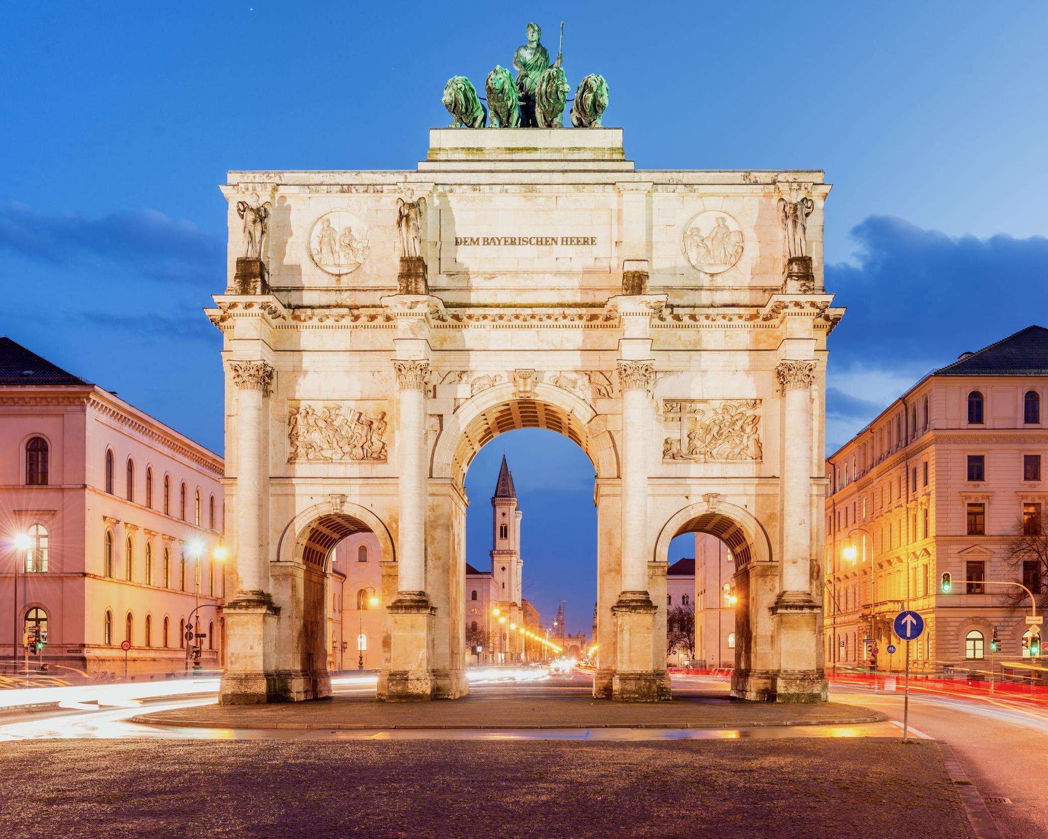 Alemania Munich