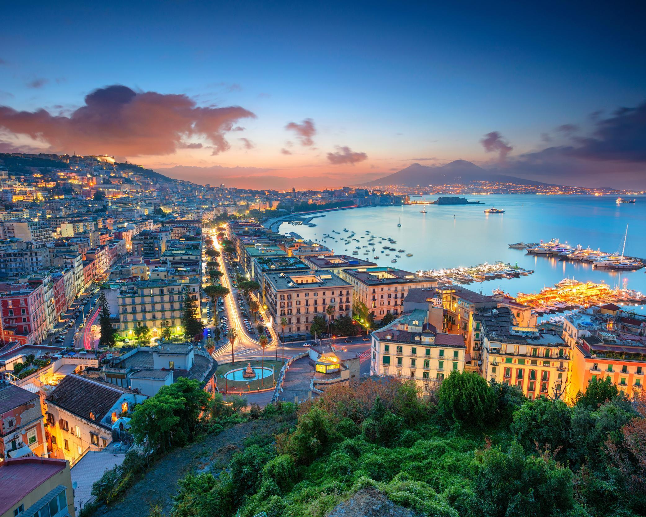 Italia Nápoles