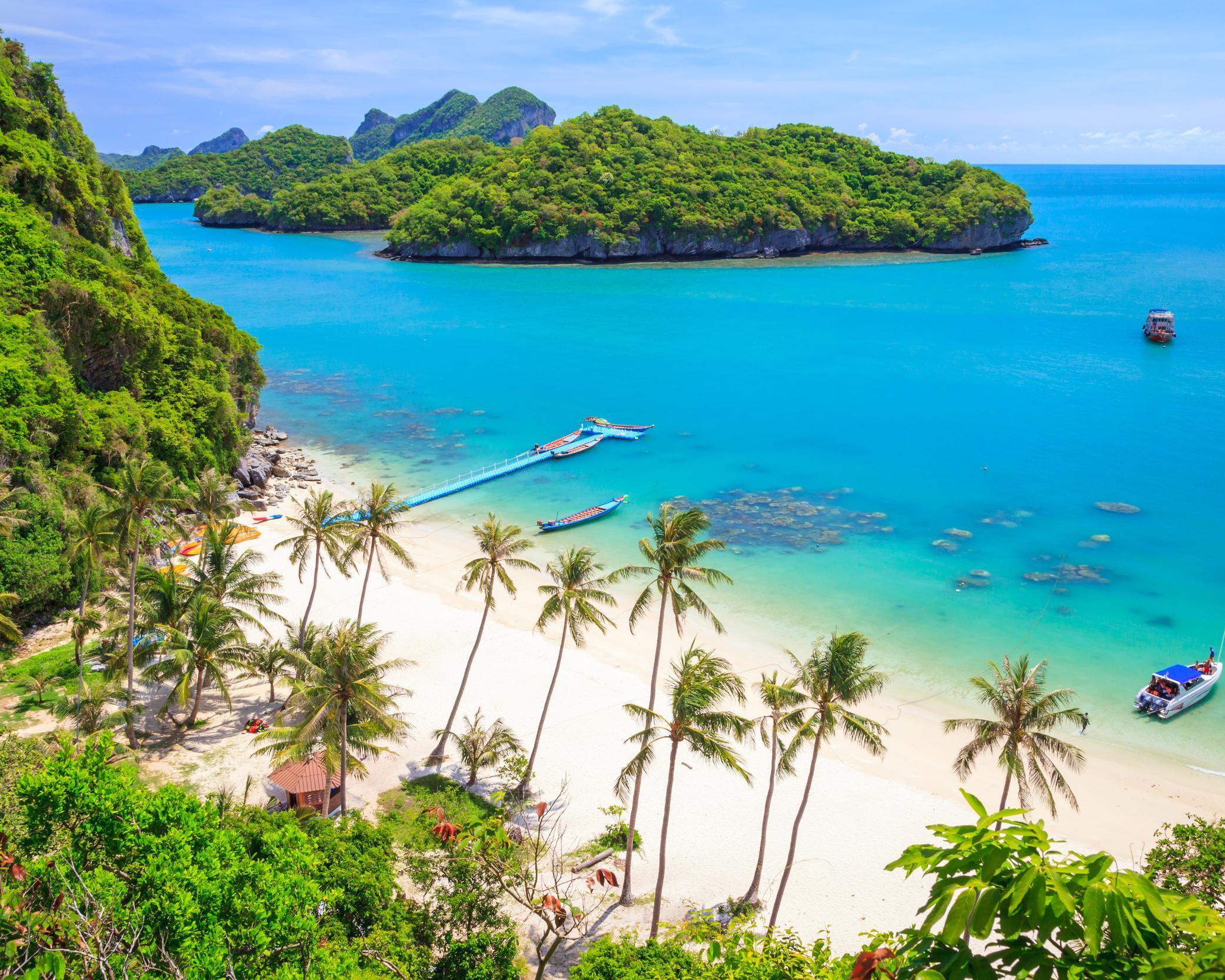 Tailandia Koh Samui Isla