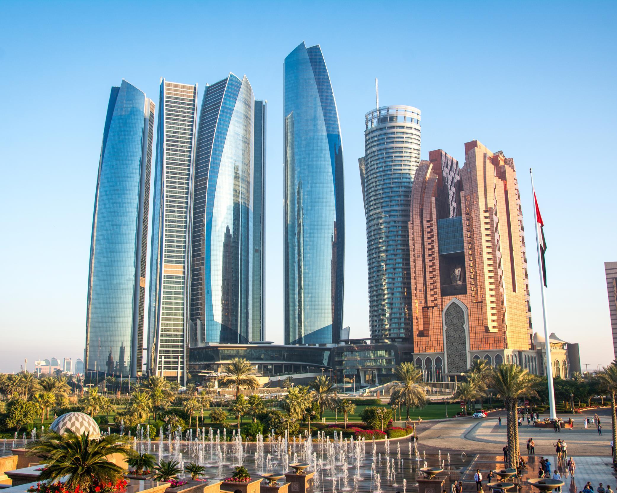 Emiratos Arabes Unidos Abu Dhabi