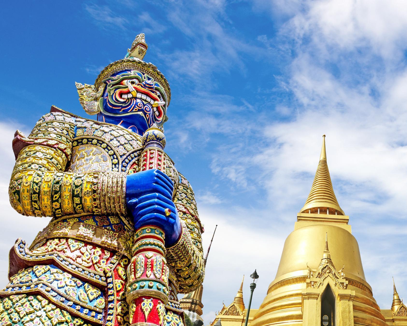 Tailandia Bangkok