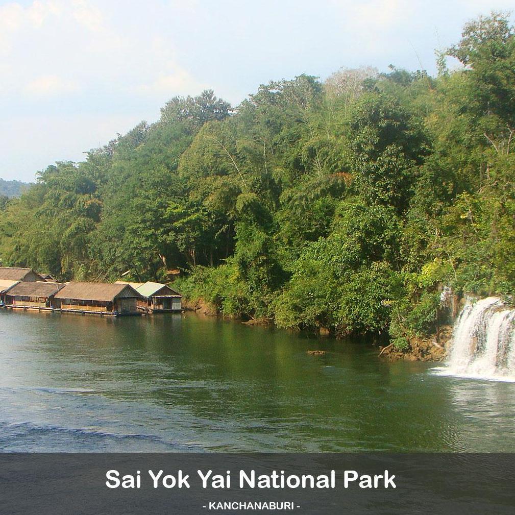 Kanchanaburi (fiume Kwai)