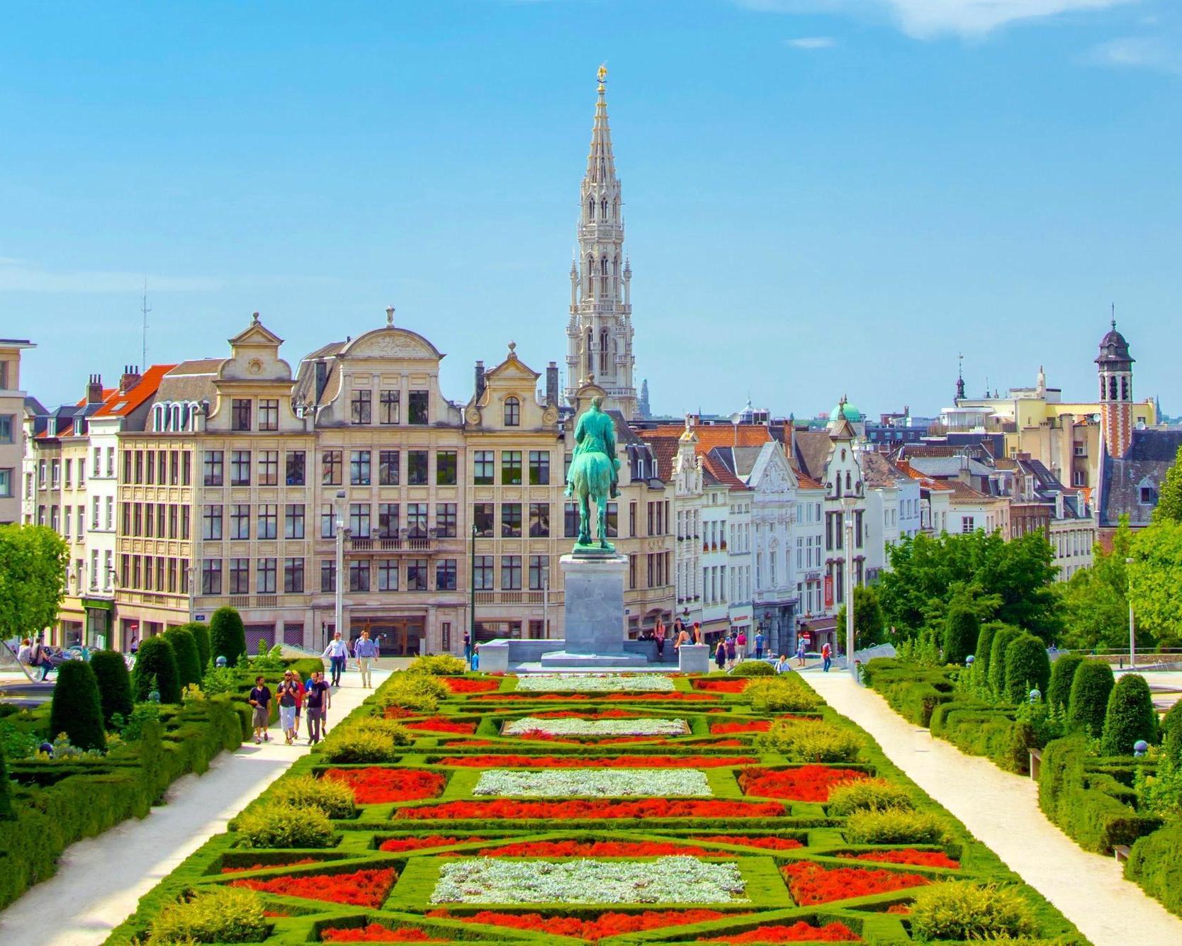Bélgica Bruselas