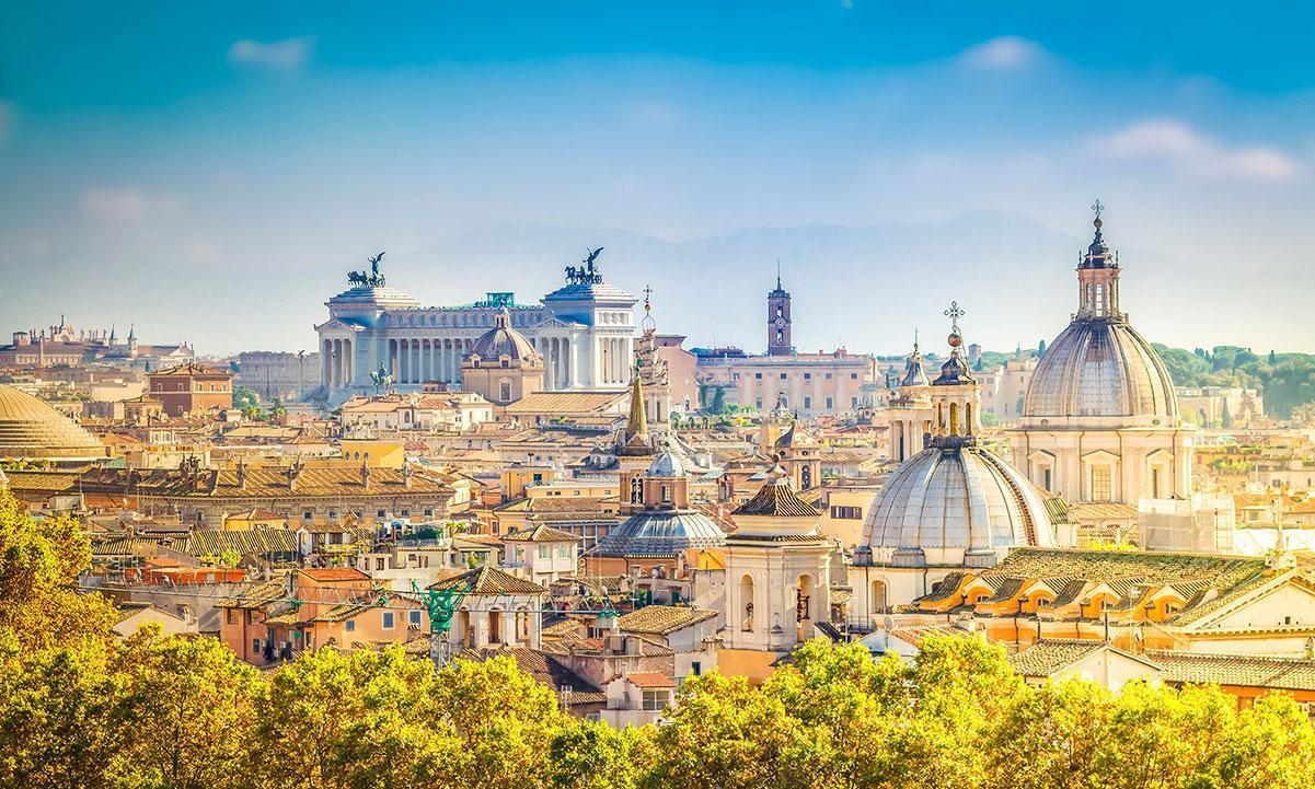 Chollo impresionante, escápate a Roma