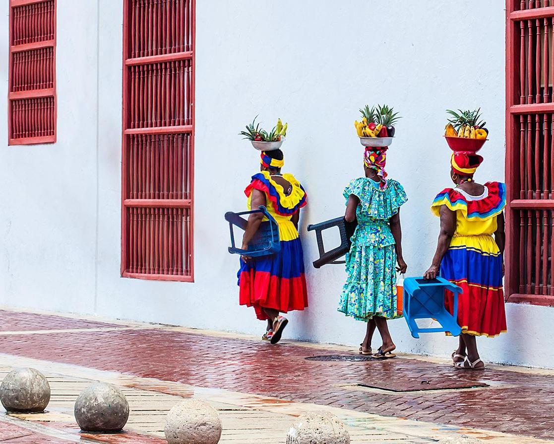 Colombia Cartagena de Indias