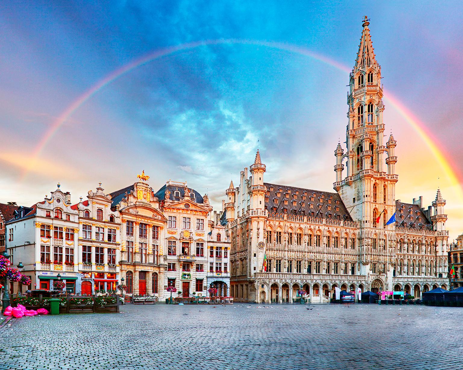 Un viaje a Bruselas y el símbolo de la paz, el Atomium