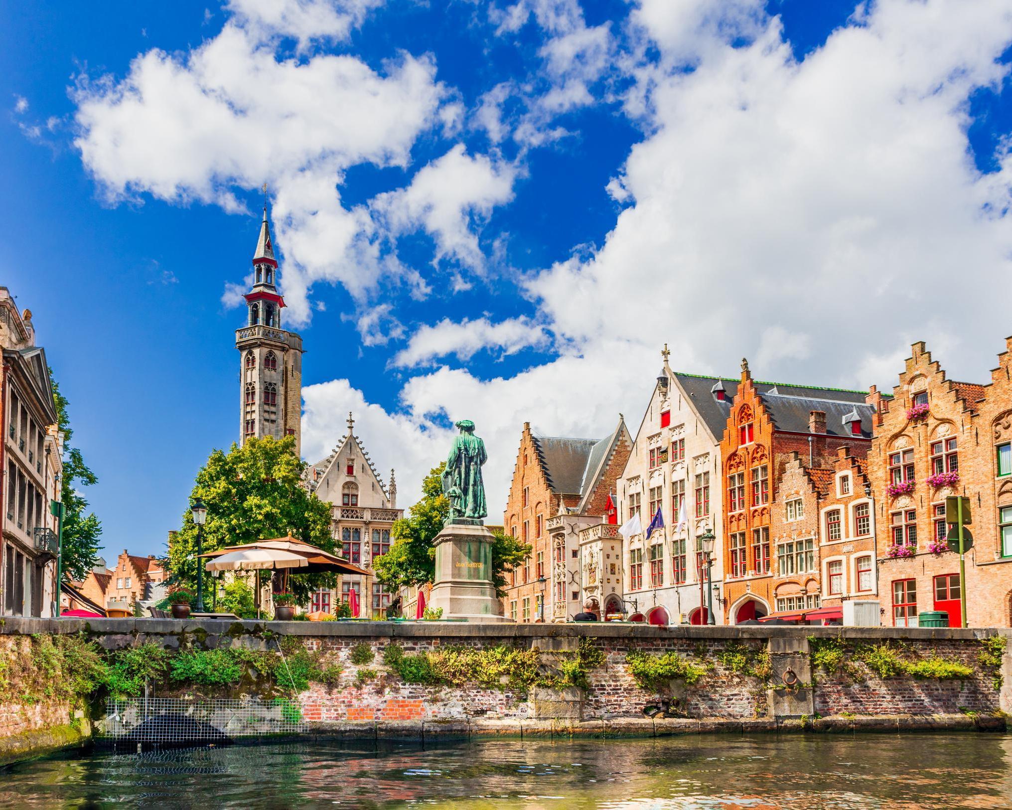 Bélgica Brujas