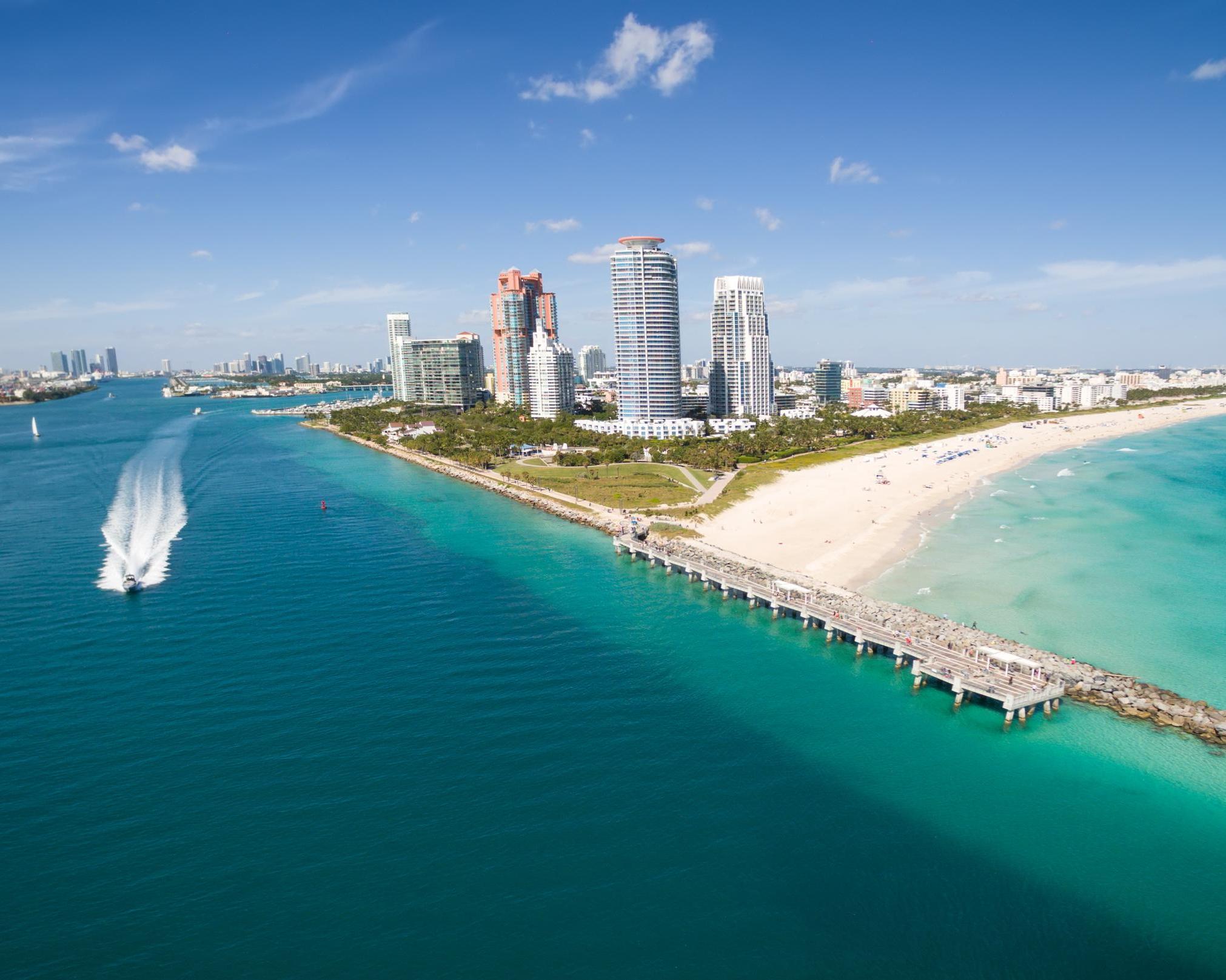 Estados Unidos de America Miami Beach FL
