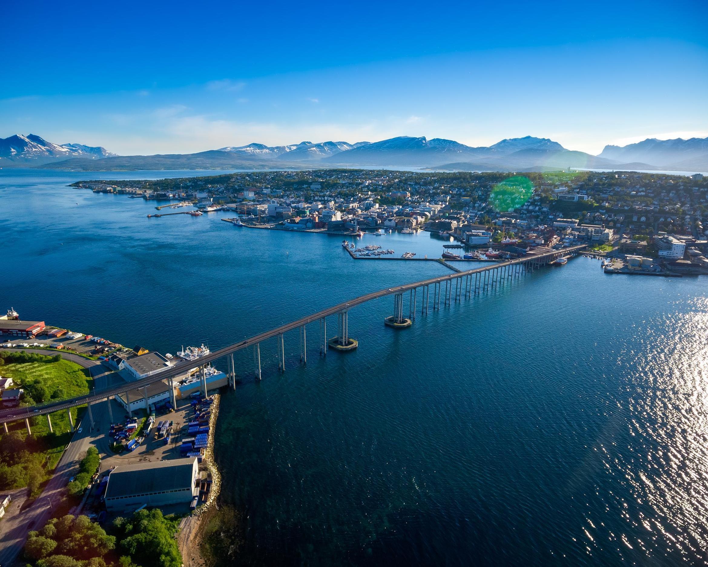 Noruega Tromso