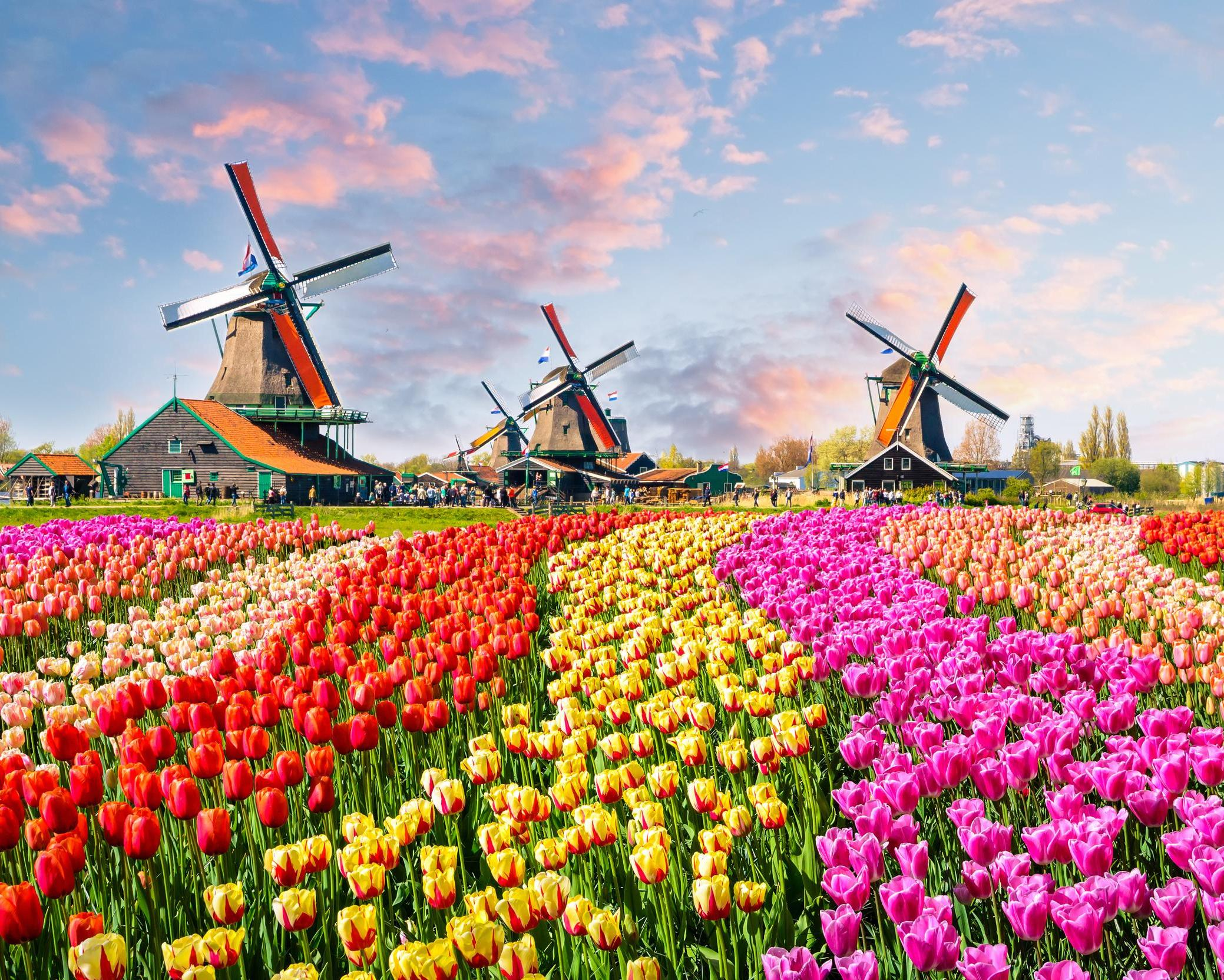 Países Bajos Amsterdam