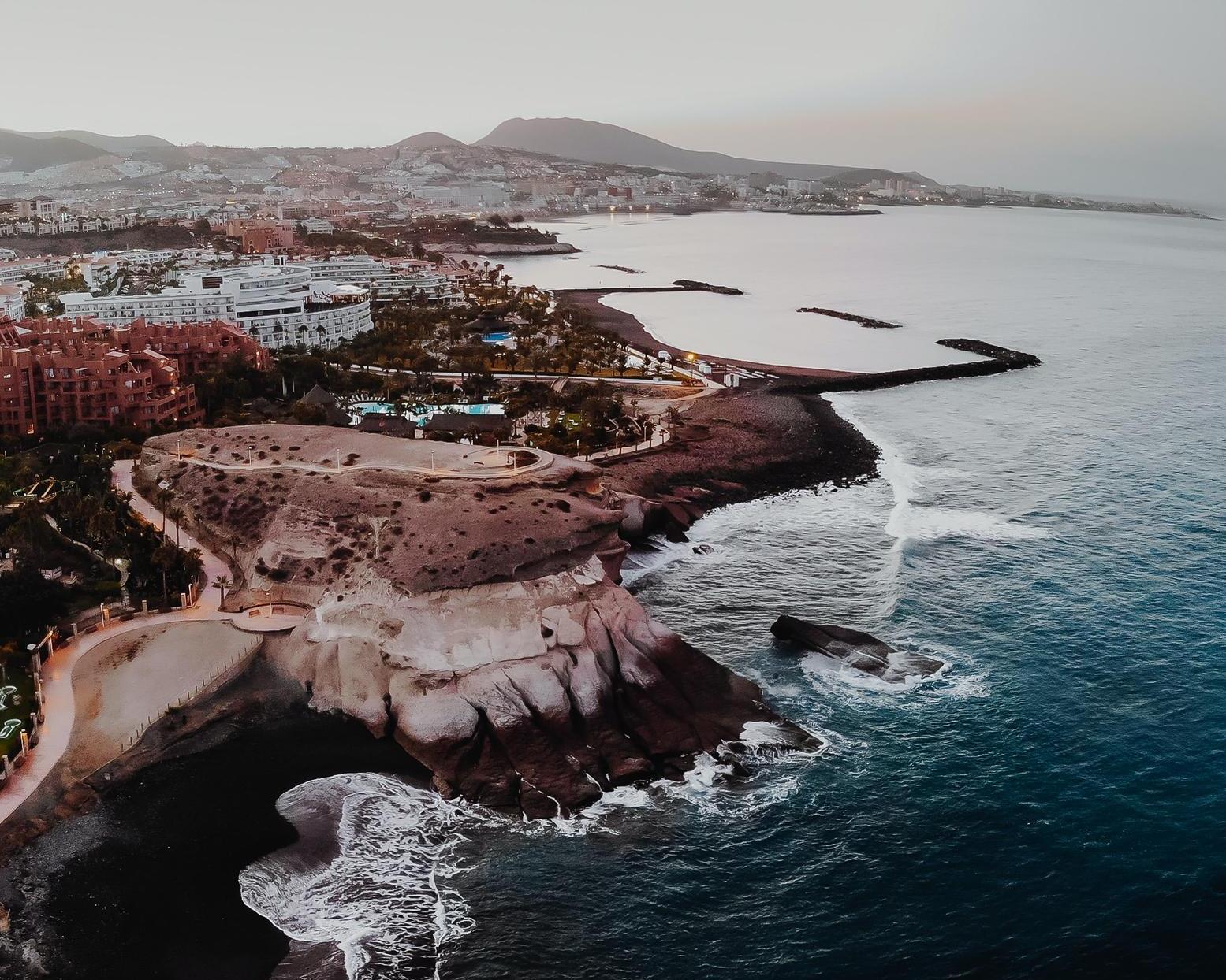 Una semana de descanso en Tenerife desde Santiago