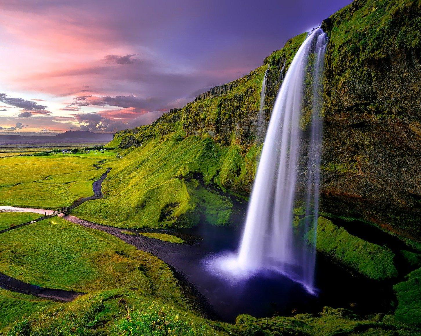 Viaje a Reykjavik, Islandia