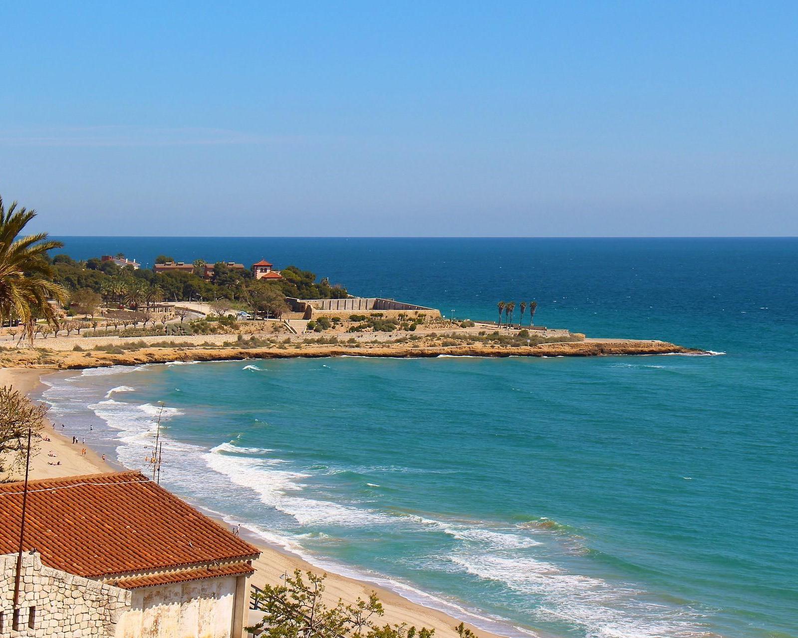 Vuelo y hotel en Costa Dorada