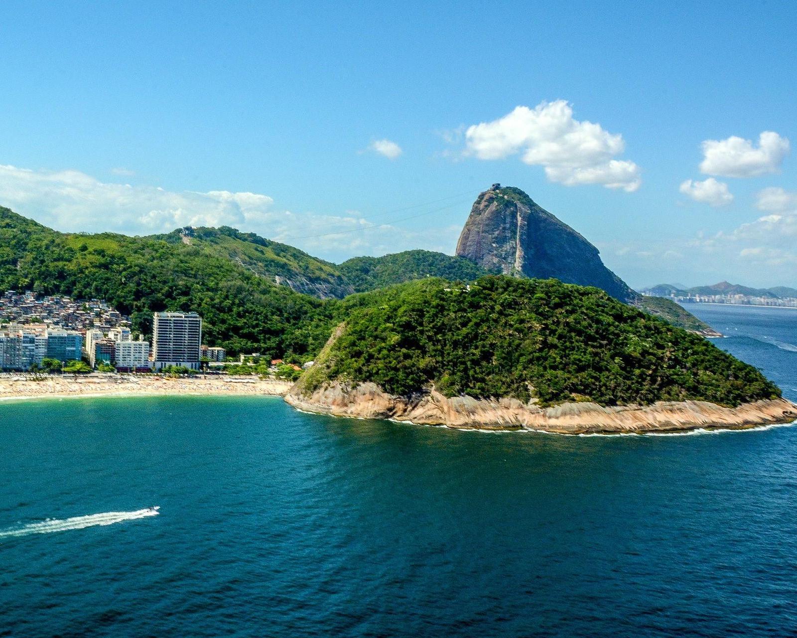 Baila al ritmo de Brasilia y Río de Janerio