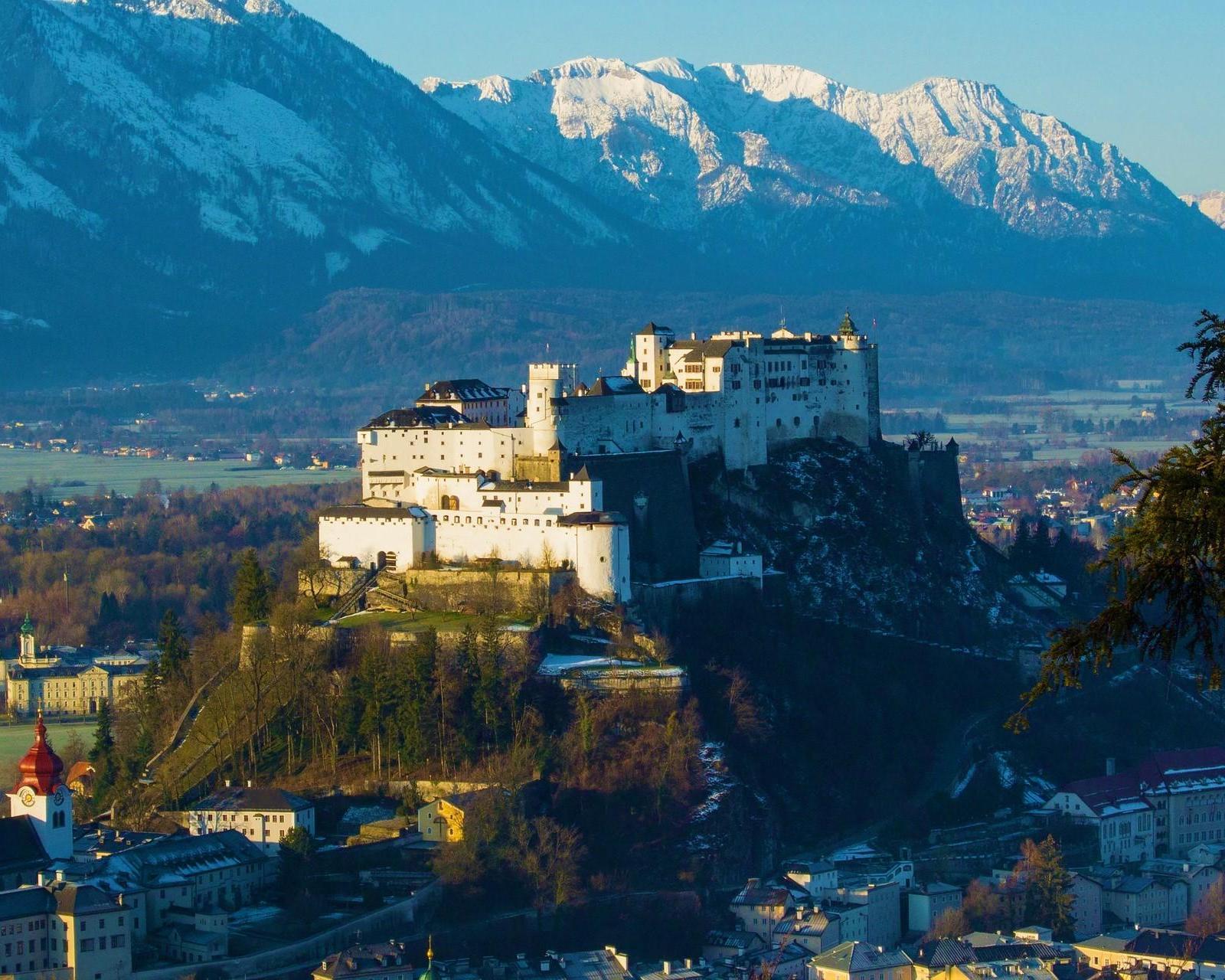 Viaje combinado por Austria. Viajando por la bella Austria