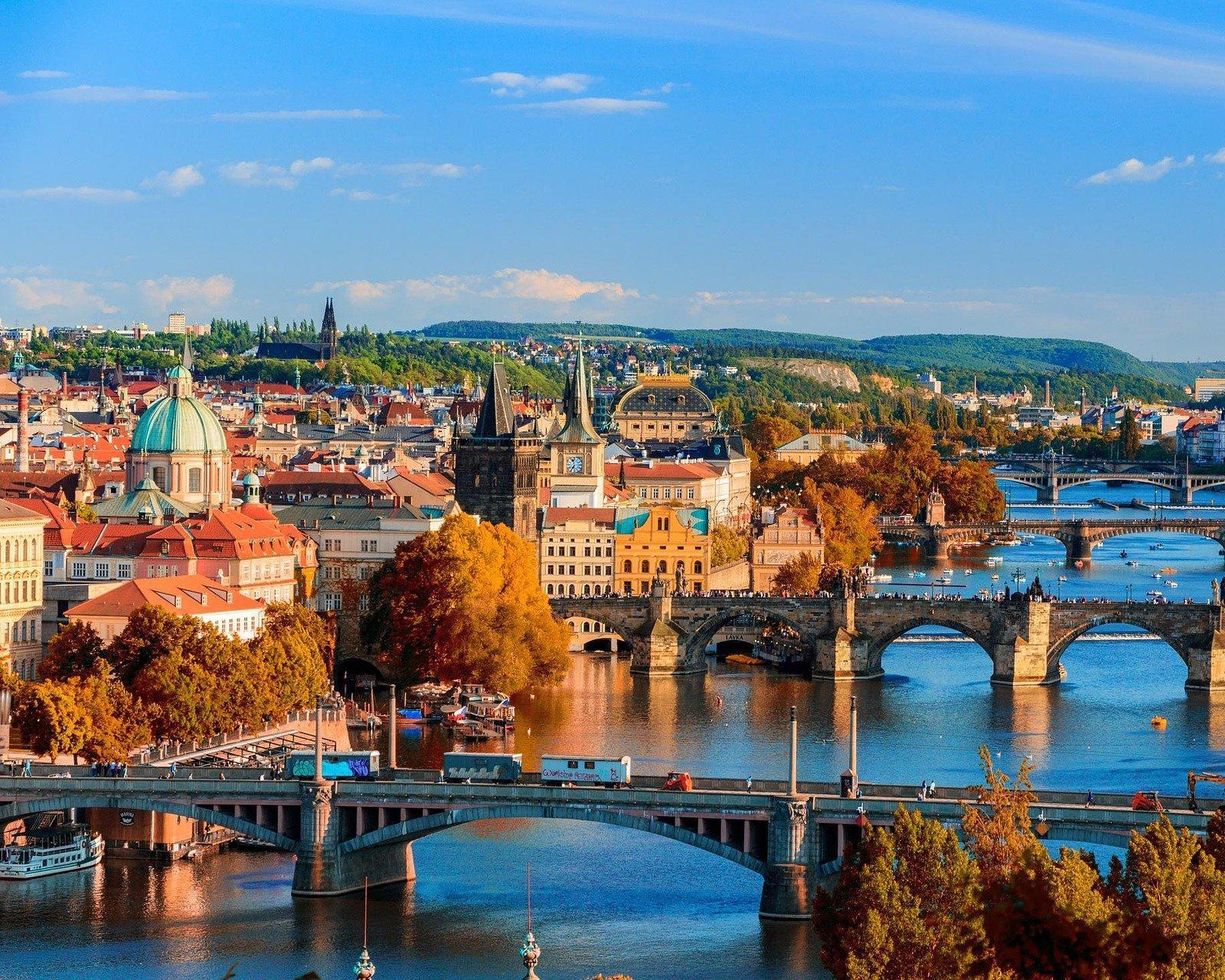 Hotel de 4 estrellas en Praga al mejor precio