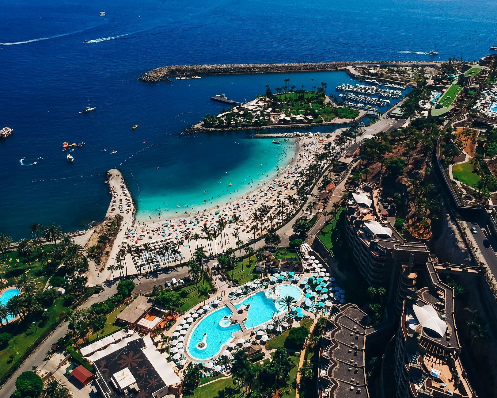 Gran Canaria, una semana incluido vuelos, hotel de 4 estrell
