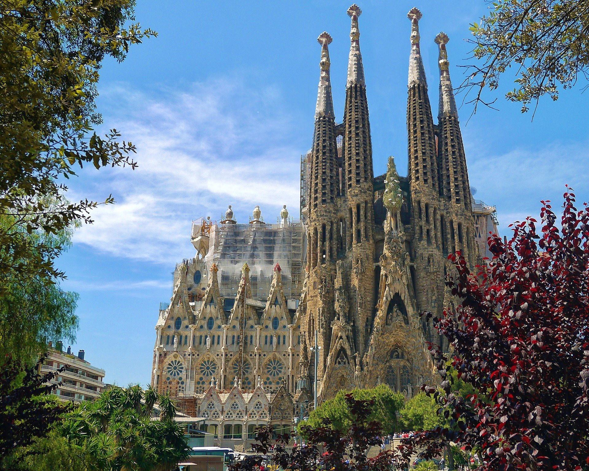Oferta Hotel de 4 estrellas incl. desayuno en Barcelona