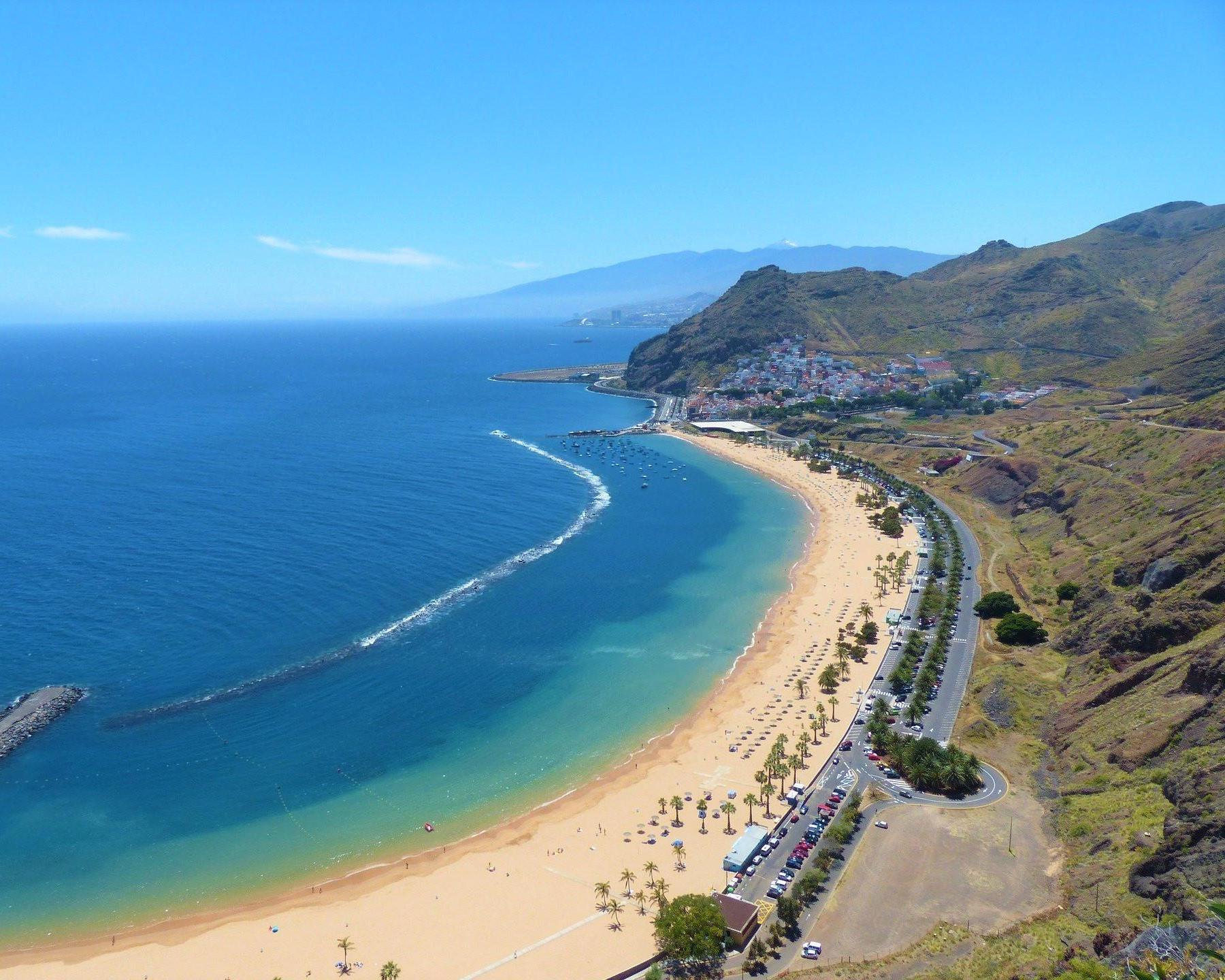 Tenerife incluido vuelos, hotel y coche de alquiler