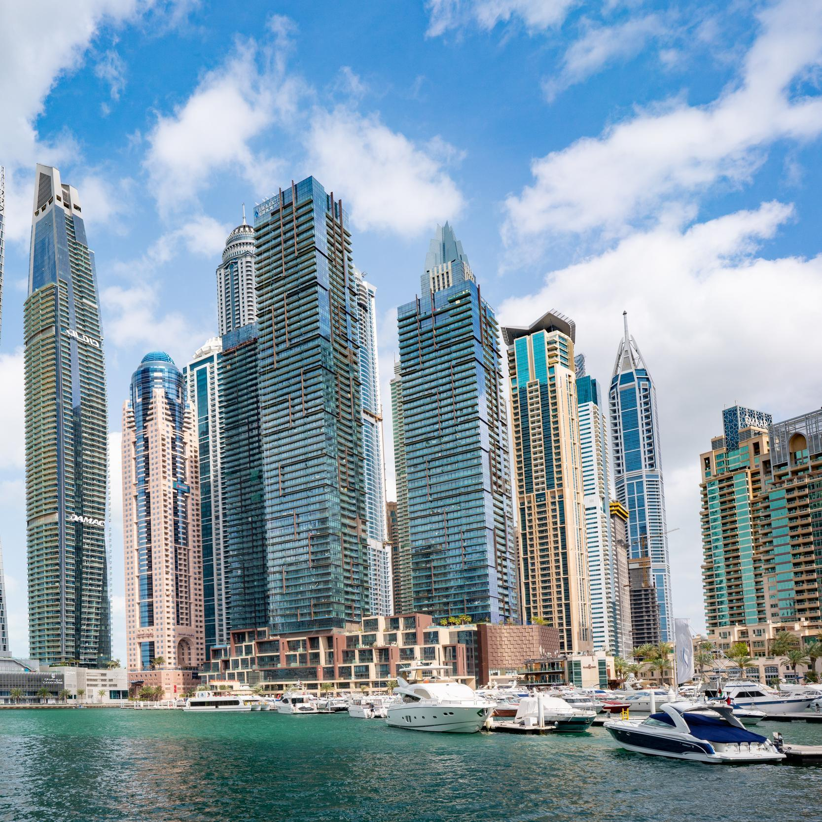 Viaje a Dubái, Emiratos Árabes