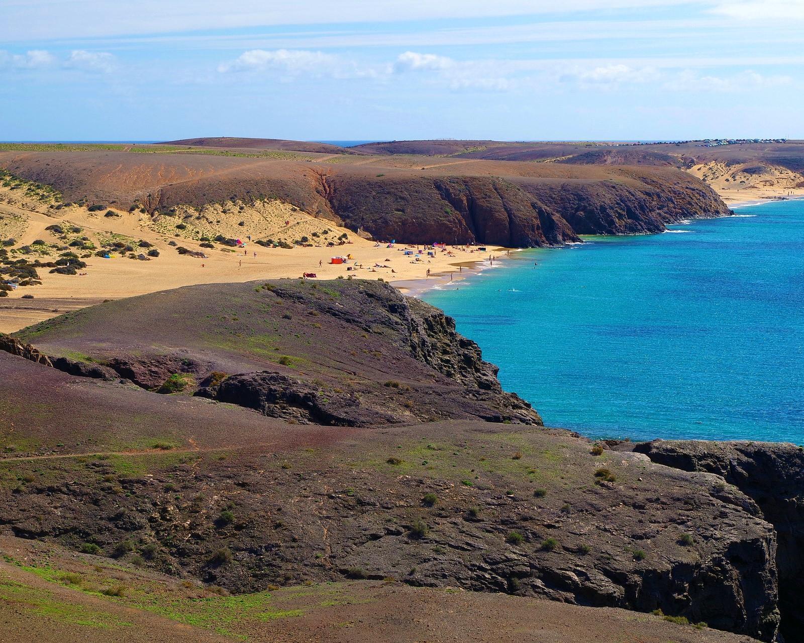 Aventúrate a la isla de Lanzarote