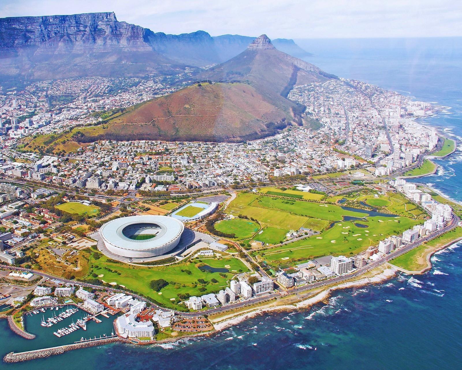 Visita 3 ciudades en Sudáfrica