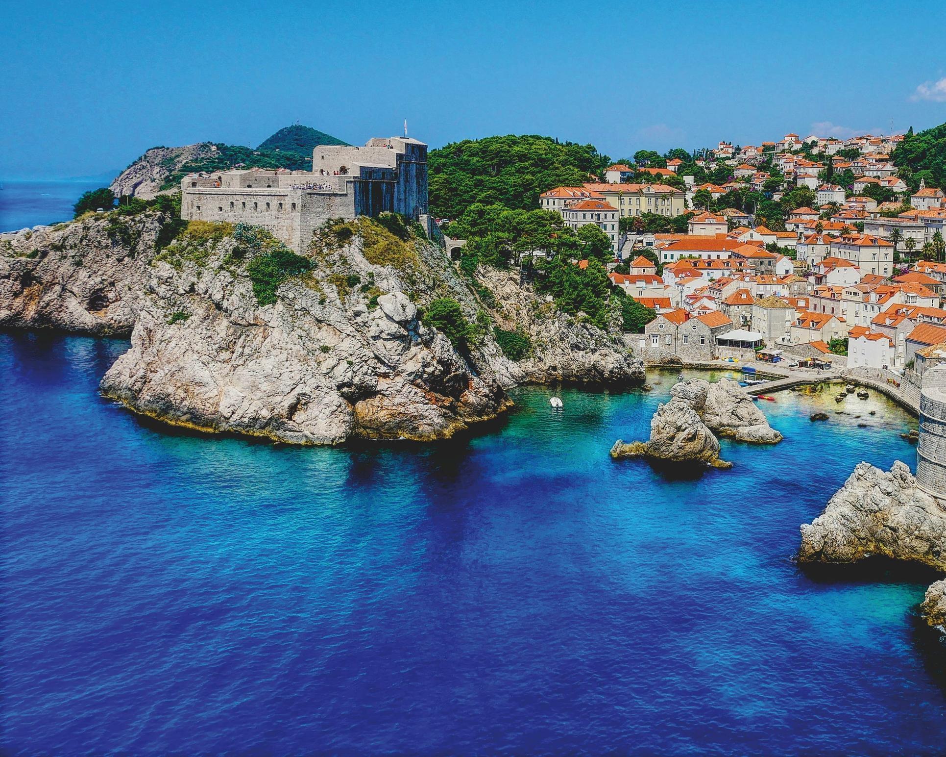 Dubrovnik, la perla de Croacia