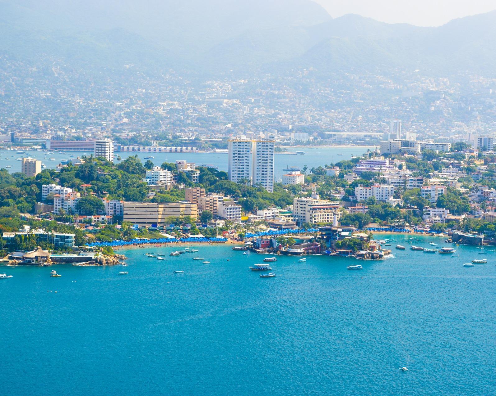 Acapulco TODO INCLUIDO, 7 noches de hotel de playa