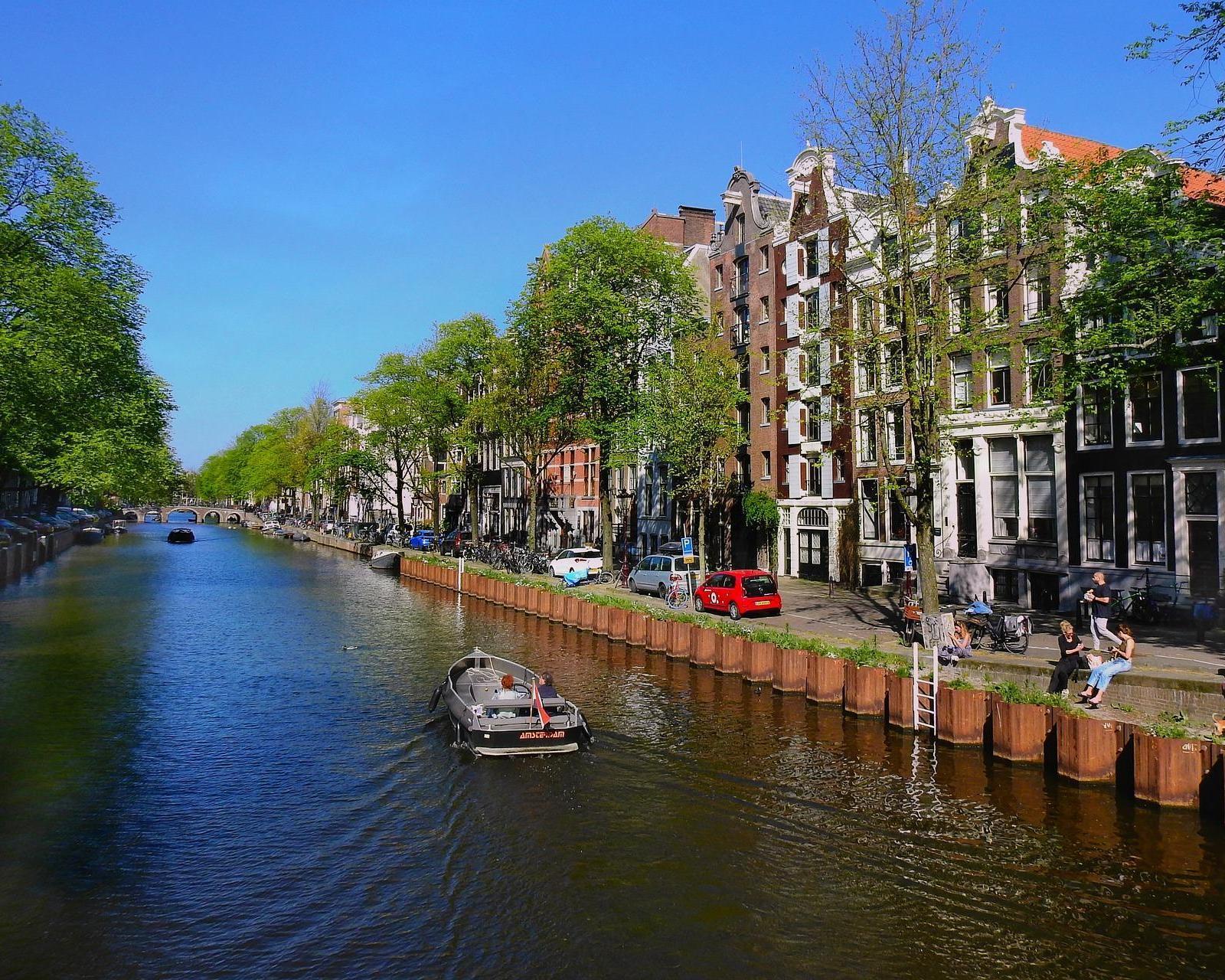 Viaje a Amsterdam, los Países Bajos