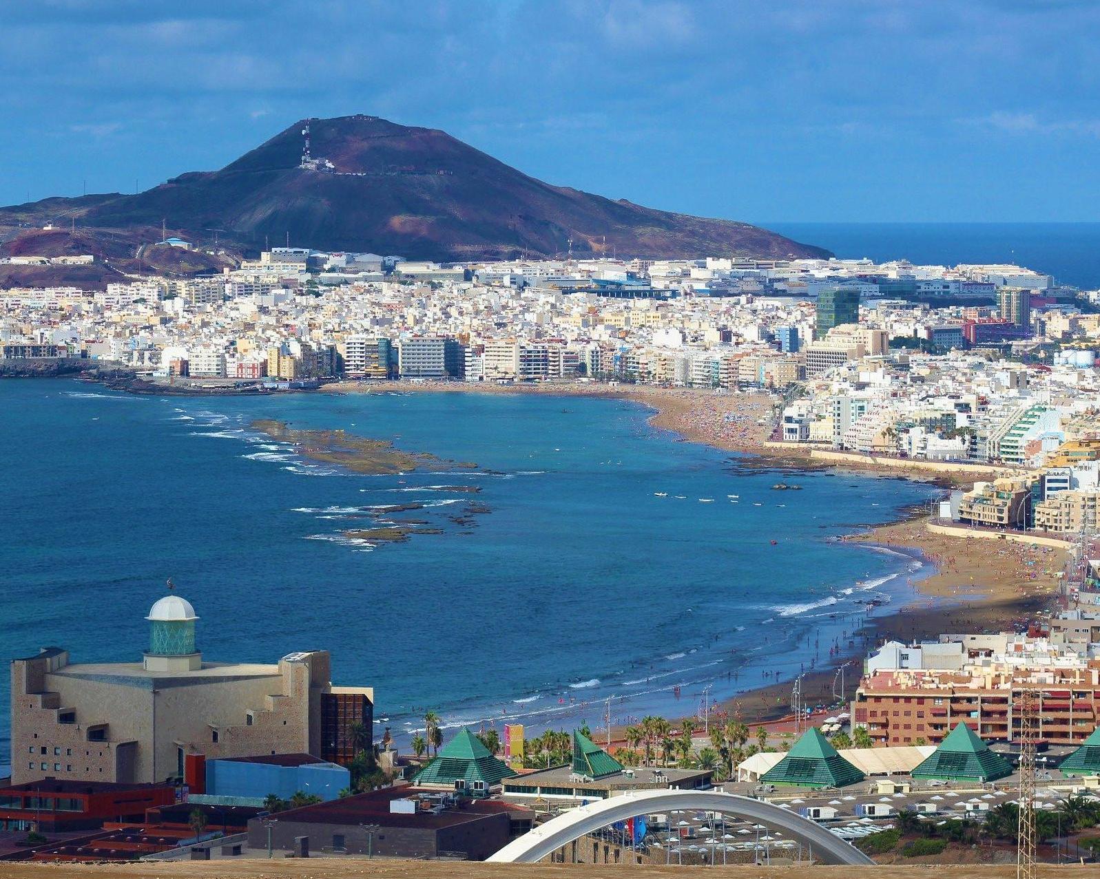 Viaje por Gran Canaria y Tenerife